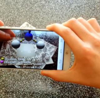 Géométrie des molécules – Android/iOS