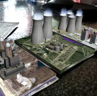 Les centrales nucléaires – Android