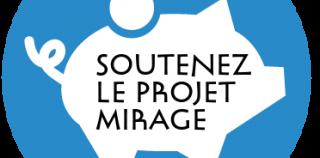 Soutenez le projet Mirage ! Faire un don !