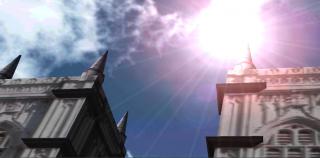 Architecture gothique / romane en réalité augmentée (beta)